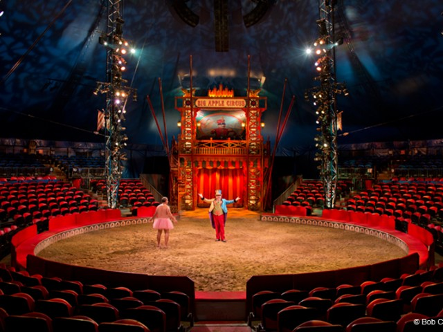 Big Apple Circus - The Tutu Project for Breast Cancer Awareness