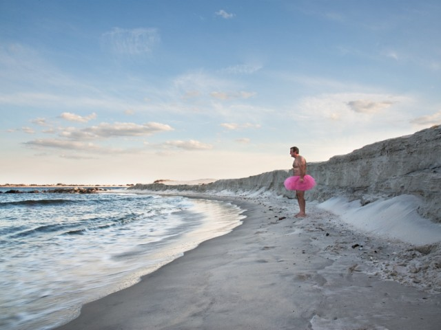 Point Lookout - The Tutu Project for Breast Cancer Awareness