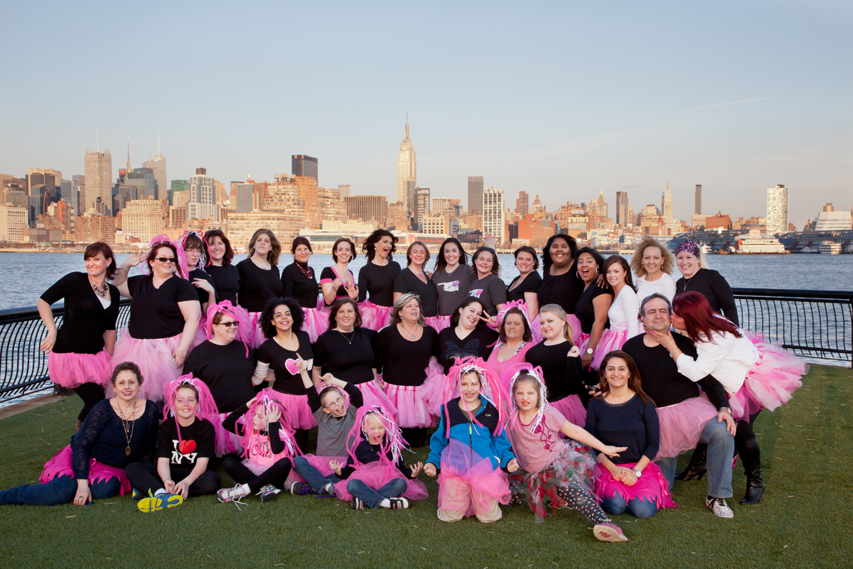When Tutus and Angels Gather Great Things Happen for Families with Breast Cancer