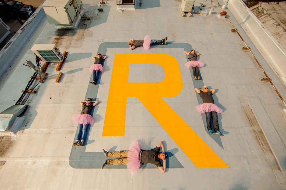 BlackRapid and The Tutu Project Partner to #KICKCancer