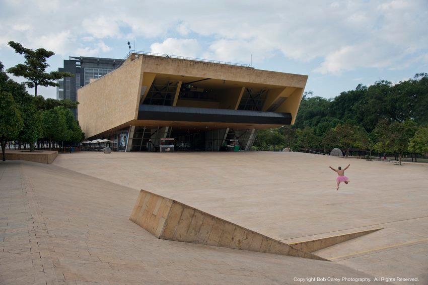 thetutuproject-Parque De Los Deseos-Medellin-Colombia