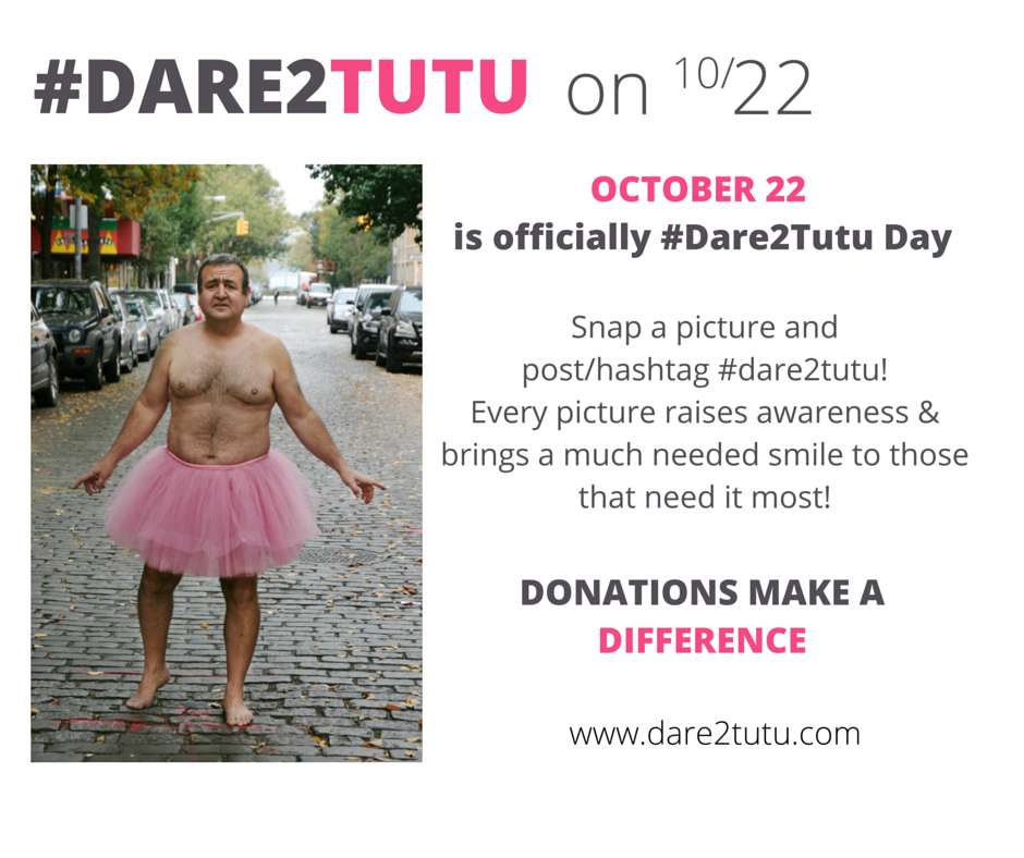 facebook-post-dare2tutu-on oct 22