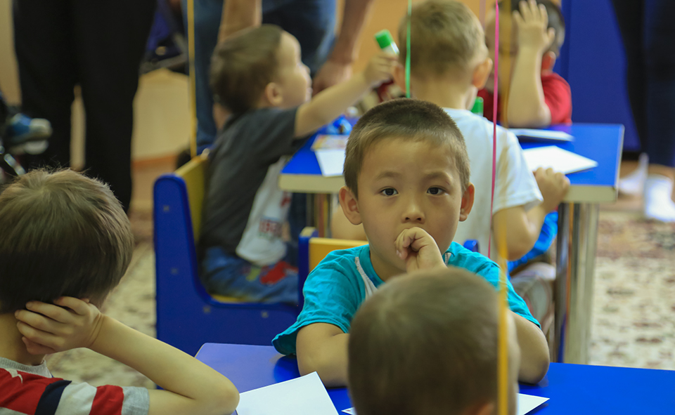 Astana plans to host art therapy for children with disabilities (PHOTO)