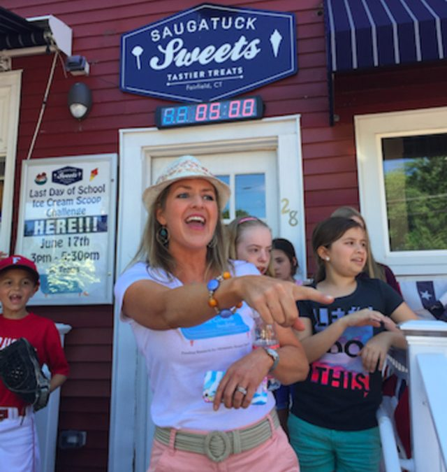 Ice Cream Event n Fairfield To Help Raise Money For Breast Cancer Research