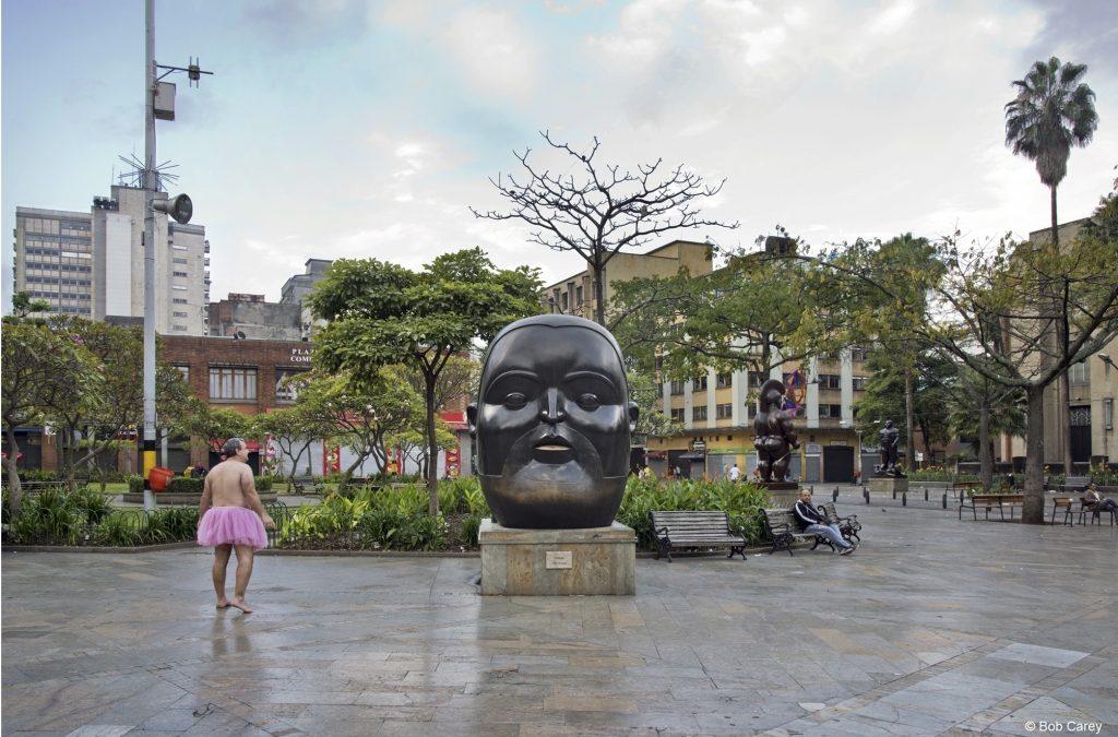 Botero Plaza. Medellin, Colombia