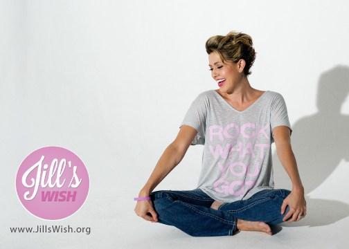 breast cancer fundraiser jill's wish