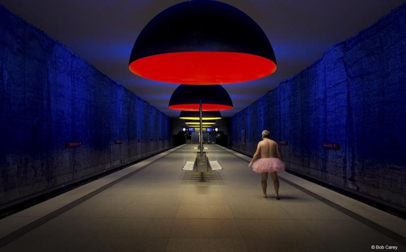 Munich Subway. Munich, Germany