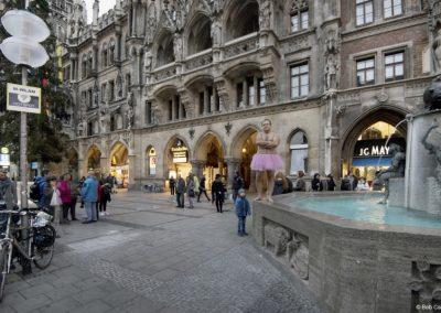 Neues Rathaus. Munich, Germany
