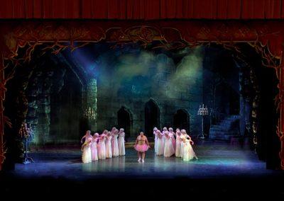 Dracula. Bass Hall. Fort Worth, Texas.