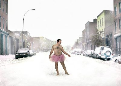 Snow. Brooklyn, New York. 2003