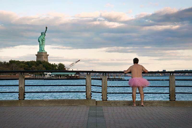 Statue of Liberty, Jersey City, New Jersey.