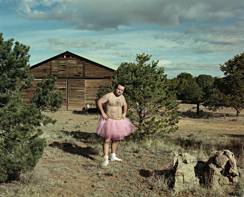 Barn. Santa Fe, New Mexico.