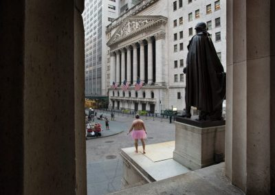 New York Stock Exchange. New York, New York.