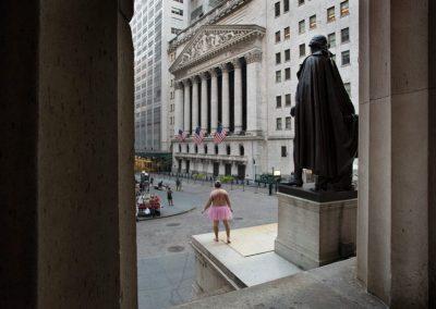 New York Stock Exchange. New York, New York.