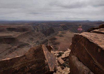 Little Grand Canyon. Utah.