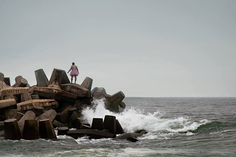 Jetty. Point Pleasant, Beach, New Jersey.