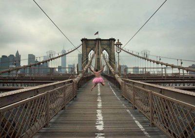Brooklyn Bridge. Brooklyn, New York.
