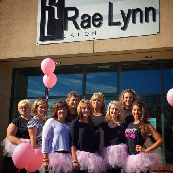 Rae Lyn #Dare2tutu For Breast Cancer Awareness Month