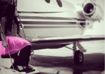 Jetlinx #Dare2tutu For Breast Cancer Awareness Month