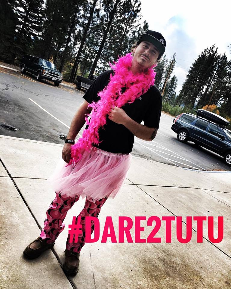 The Auto and Tire Doctor #Dare2tutu For Breast Cancer Awareness Month