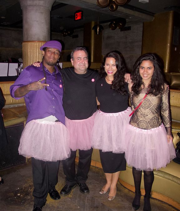 The Breast Cancer Fundraiser #Dare2Tutu For Breast Cancer Awareness