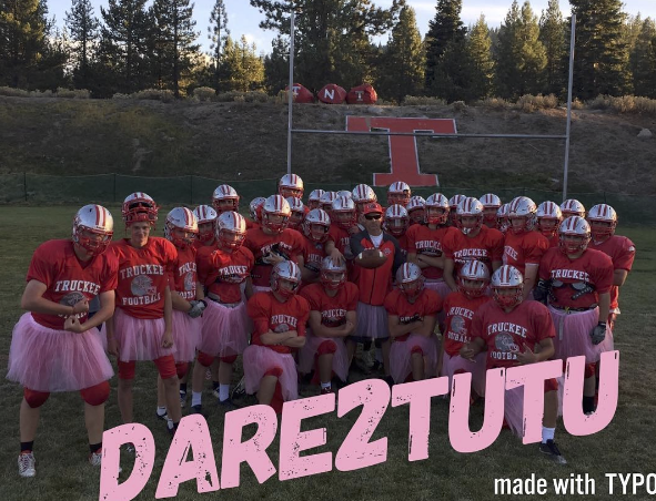 #Dare2Tutu For Breast Cancer Awareness