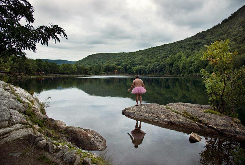 Bear Mountain State Park, Hudson River, Rockland County, New York.