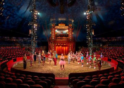 Big Apple Circus, New York
