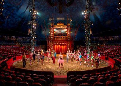 Big Apple Circus, New York