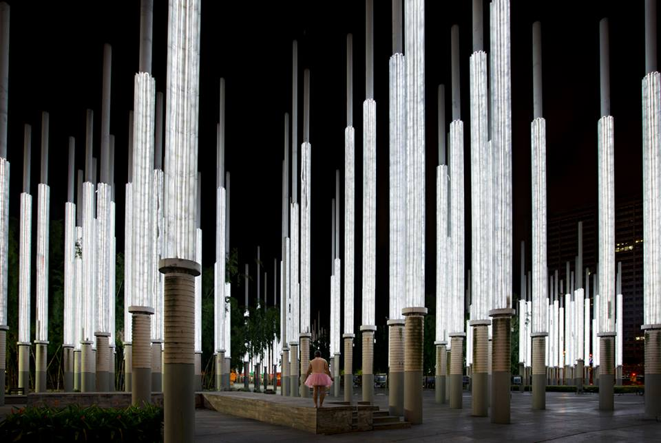 Plaza Cisneros. Medellin, Colombia