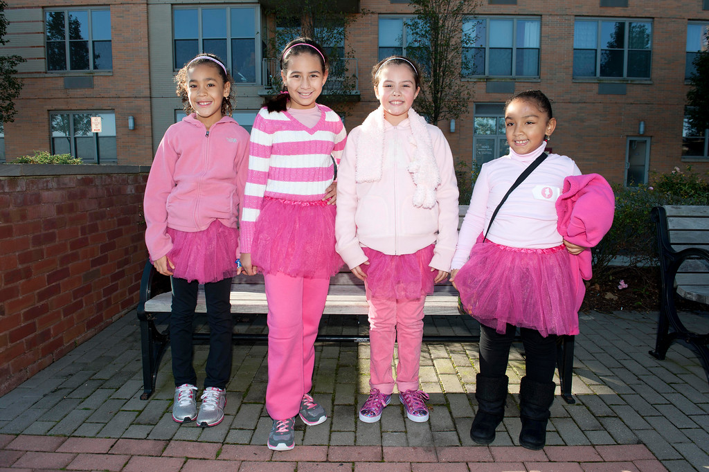 Inaugural Tutu Walk #Dare2Tutu Creative Breast Cancer Fundraiser Walks
