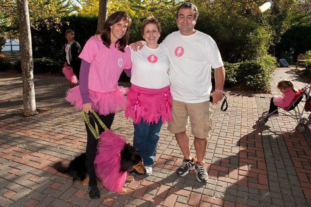 Creative Breast Cancer Fundraiser Walk #Dare2tutu