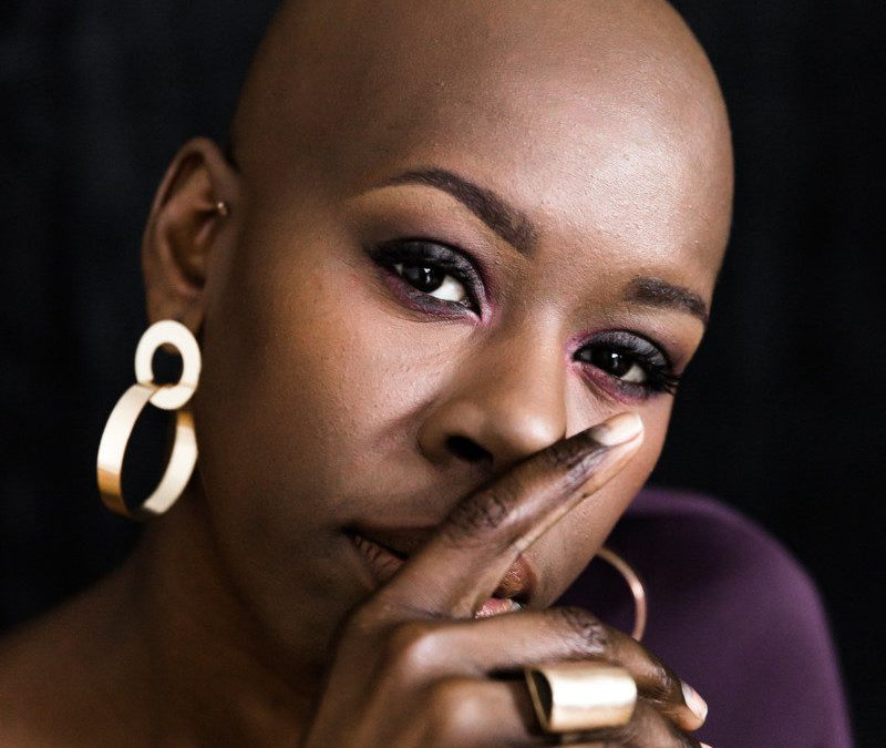 How Losing My Hair Boosted My Self-Confidence