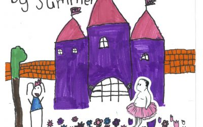 Teaching Kids to Give Back with Notes of Hope Through Art Therapy