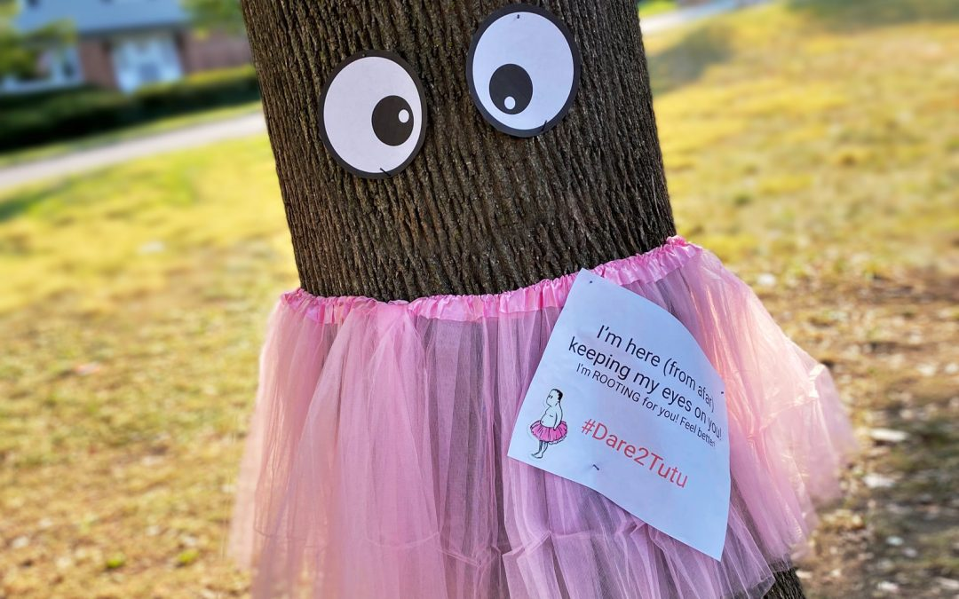 Finding New (Socially Distant) Ways to Support Our Friends with Breast Cancer
